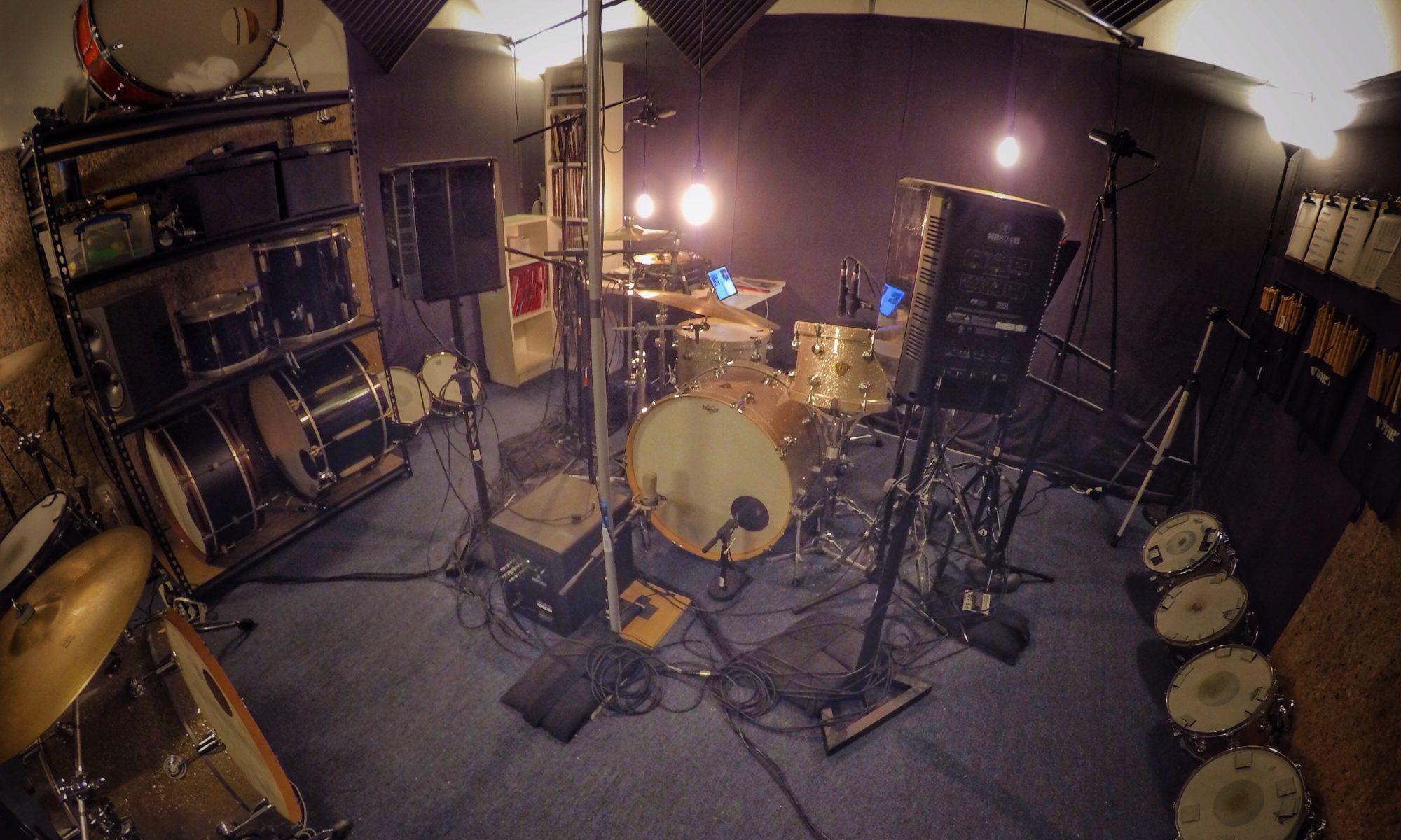 Unleashed Drum Studio